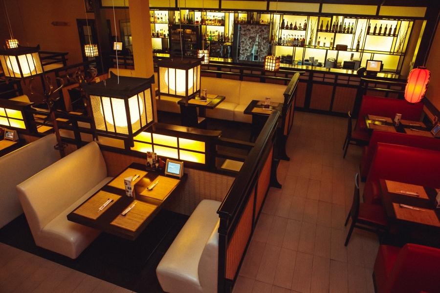Ресторан Оки-токи - фотография 13