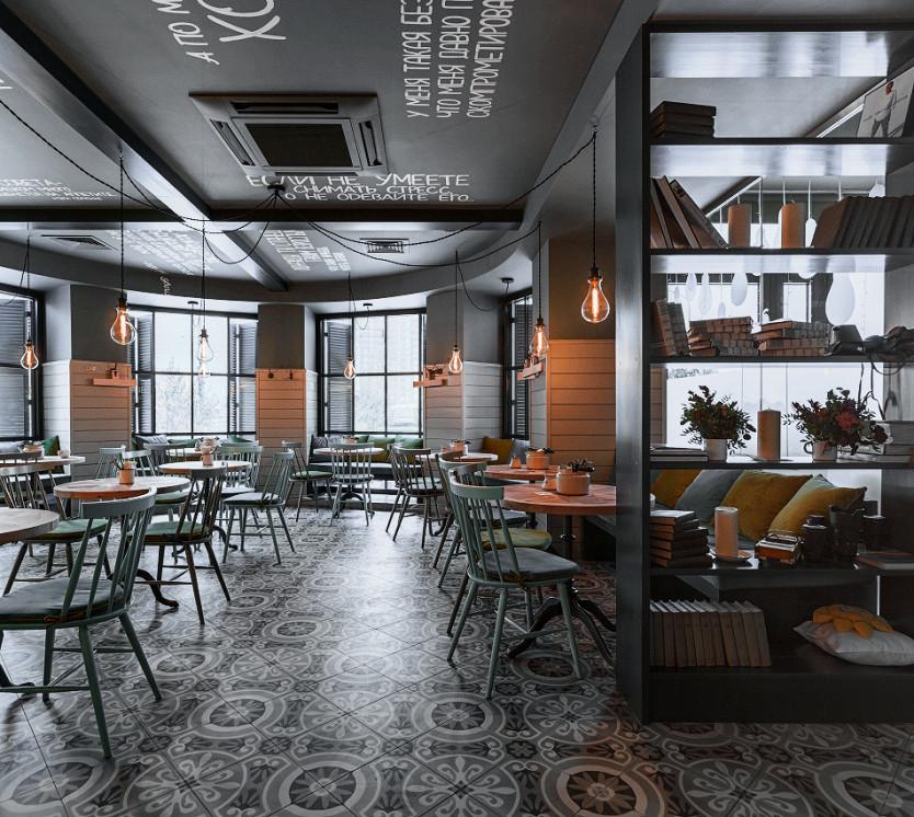 Ресторан Ромбаба - фотография 2