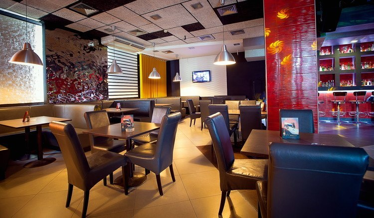 Ресторан Серебро - фотография 10