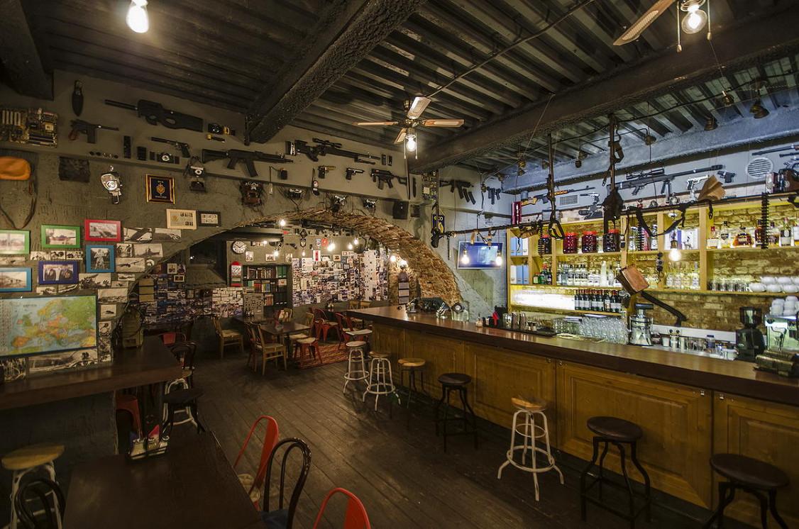 Ресторан Разведка - фотография 9