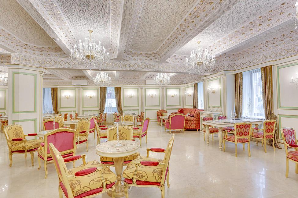 Ресторан Grange Café - фотография 1 - Гранж Кафе - Основной Зал