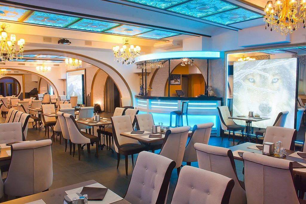 Ресторан Белый волк - фотография 2