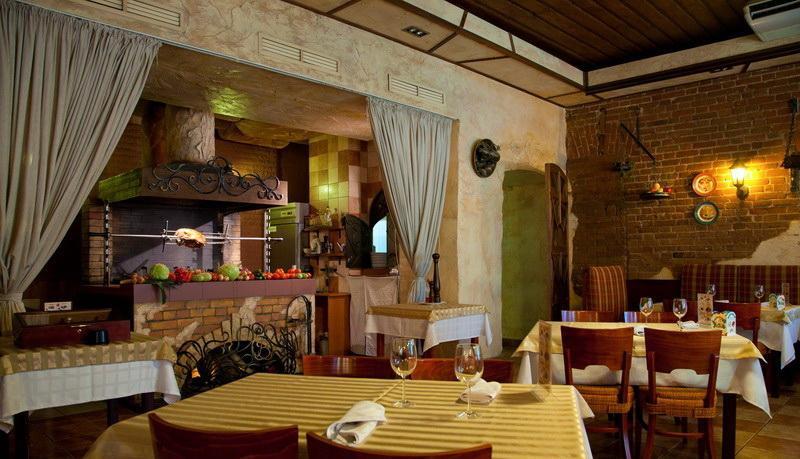 Ресторан Bevitore - фотография 1