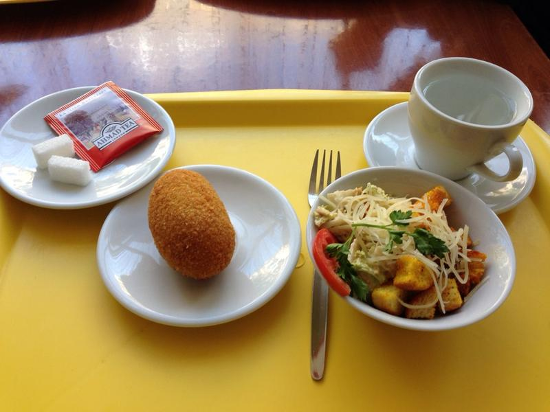 Ресторан Островок вкуса - фотография 4