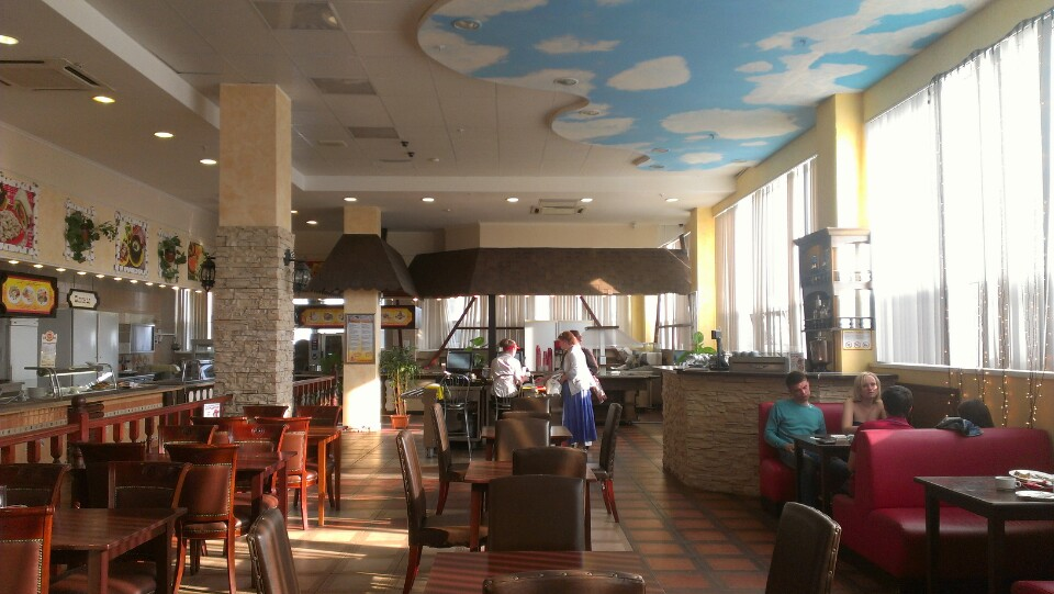 Ресторан Вкус странствий - фотография 1