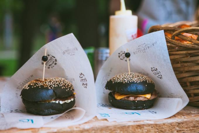 Ресторан Ferma Burger - фотография 1