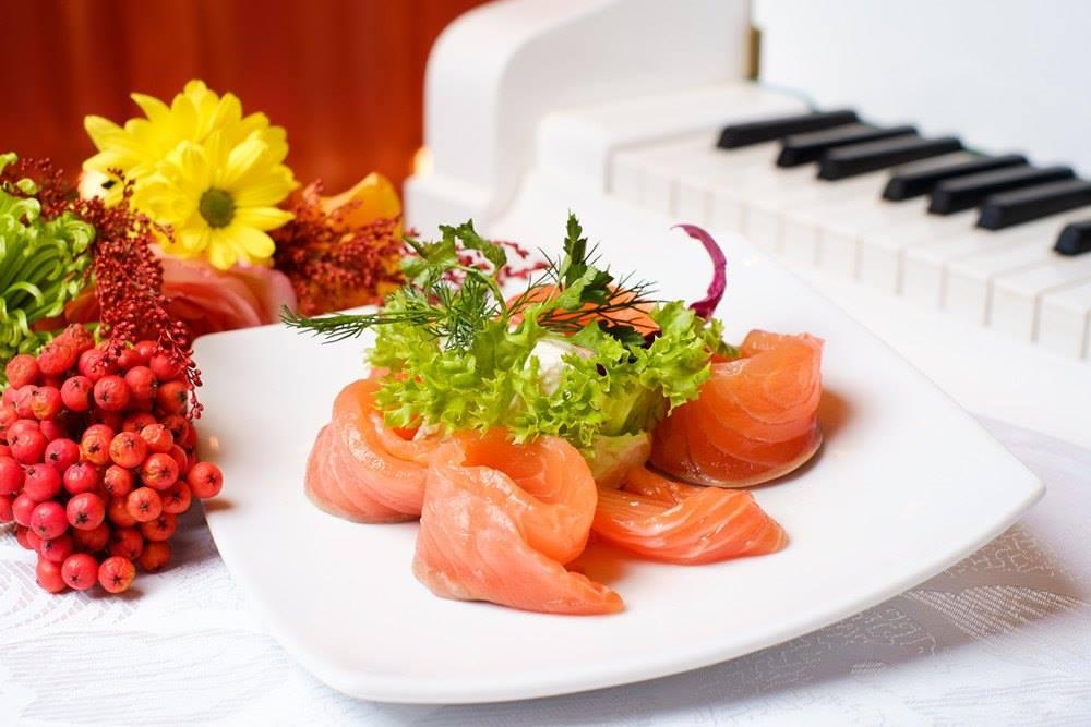 Ресторан Белый рояль - фотография 7