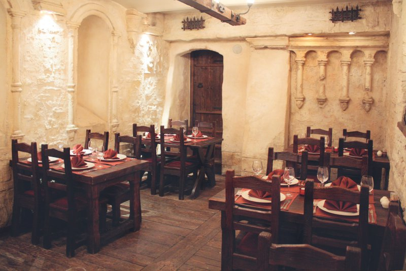 Ресторан Китеж-град - фотография 2
