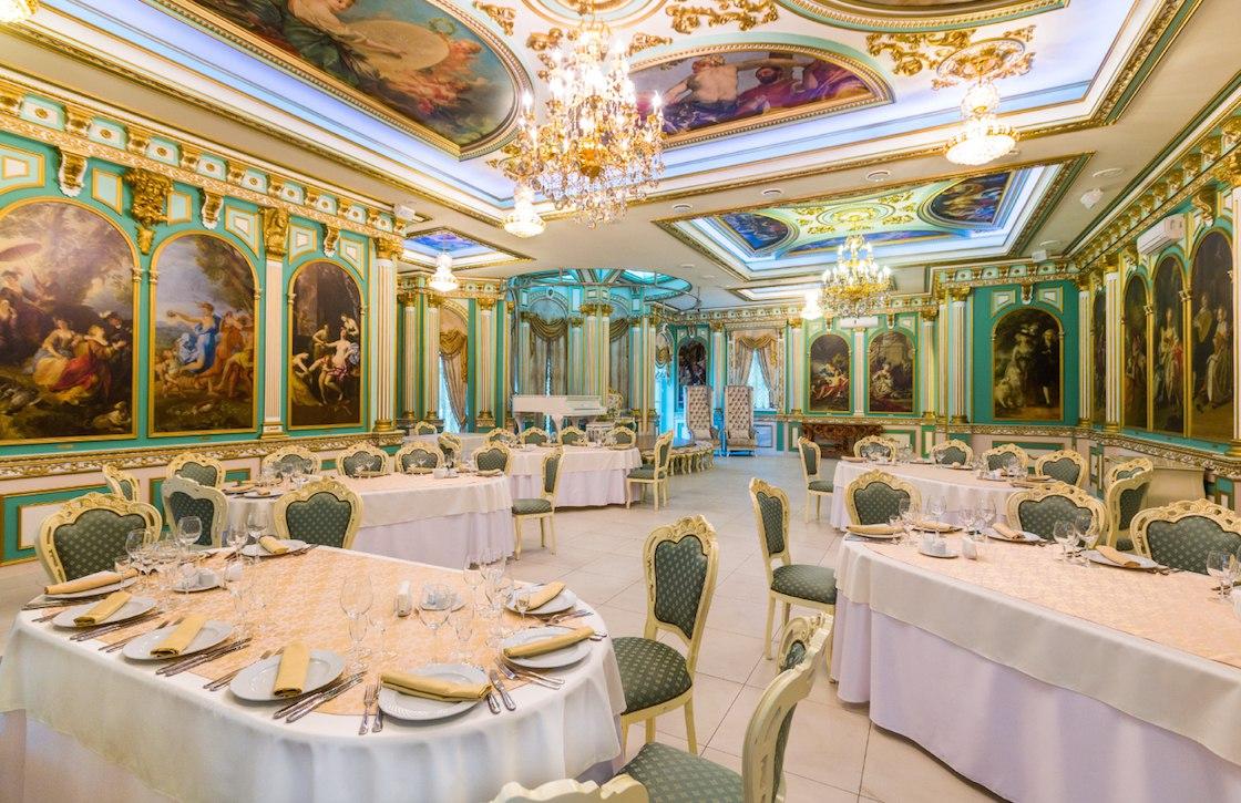 Ресторан Эрмитаж - фотография 4