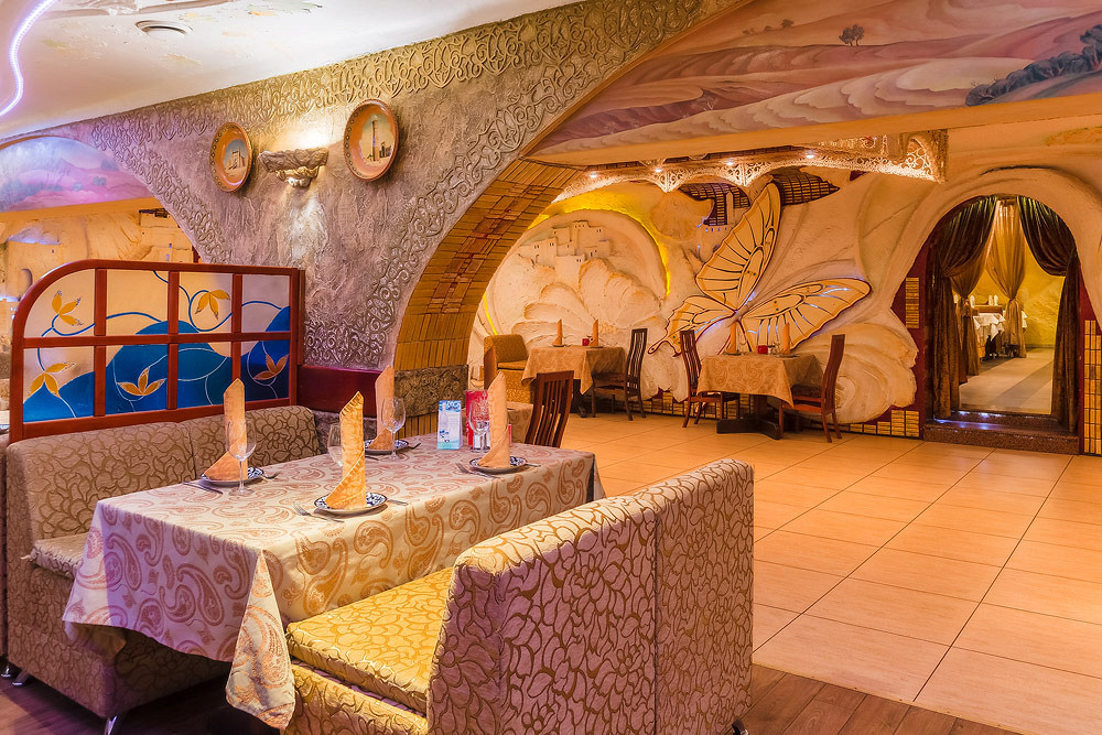 Ресторан Зеравшан - фотография 3