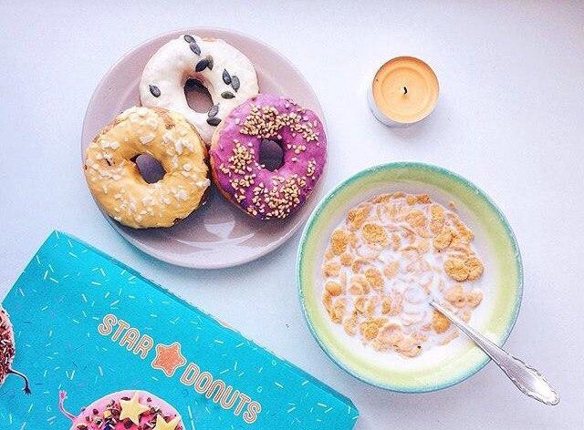Ресторан Star Donuts - фотография 3