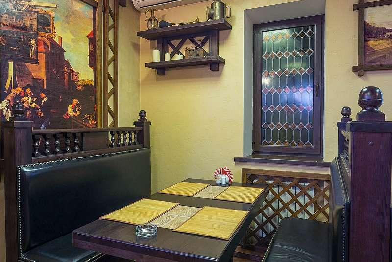 Ресторан Фрау Марта - фотография 21