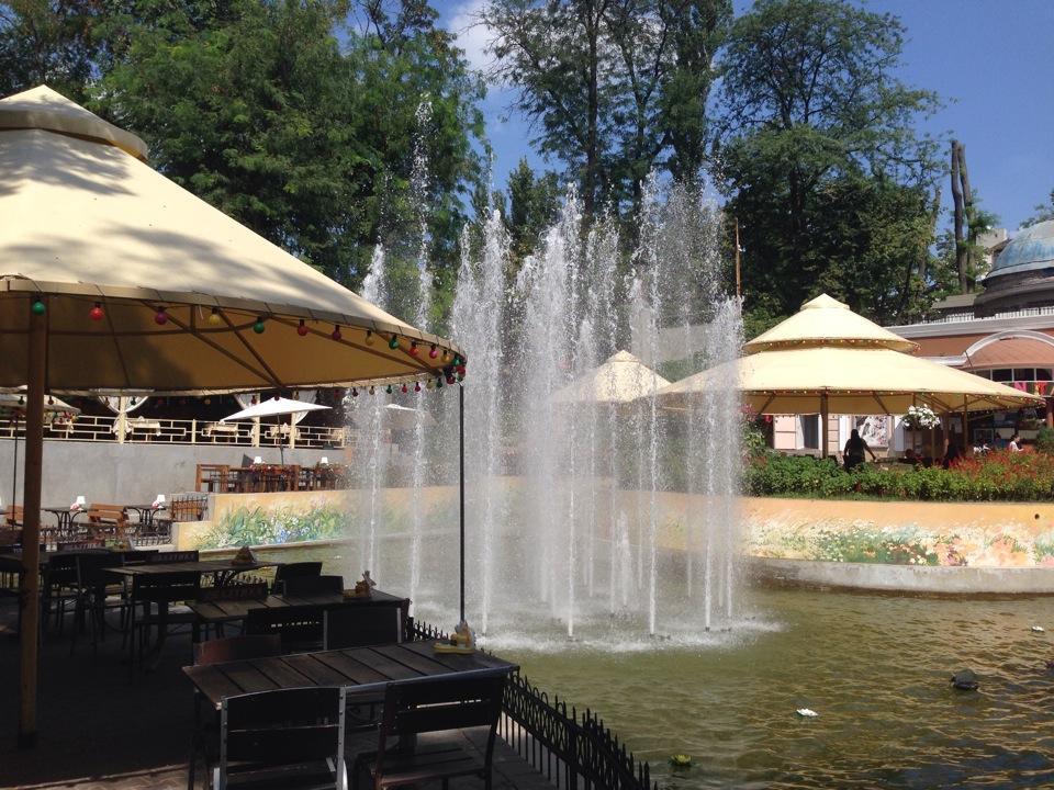 Ресторан Старый фонтан - фотография 3