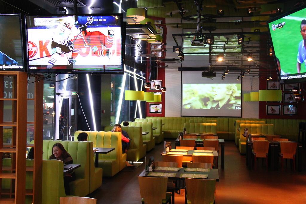 Ресторан City Café - фотография 10