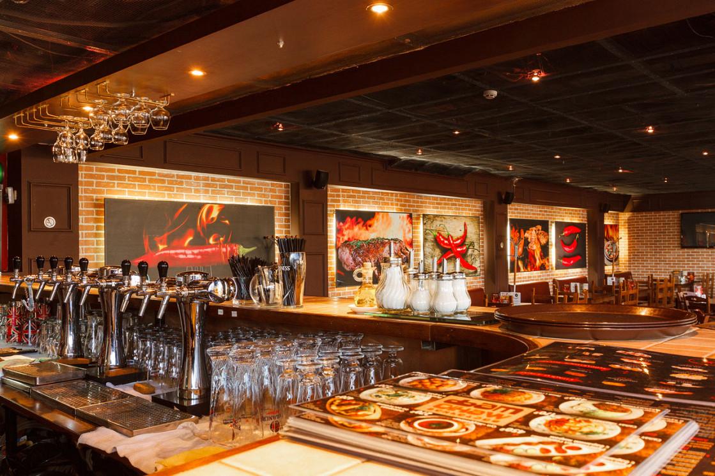 Ресторан Три перца - фотография 6