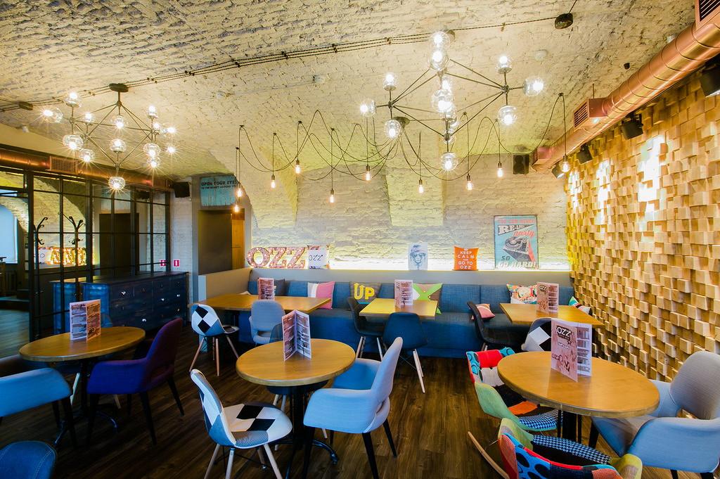 Ресторан Ozz - фотография 4