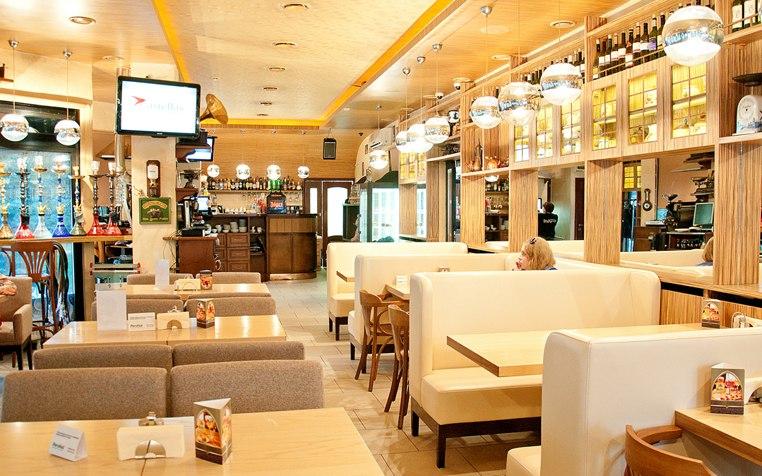 Ресторан Belleville - фотография 2