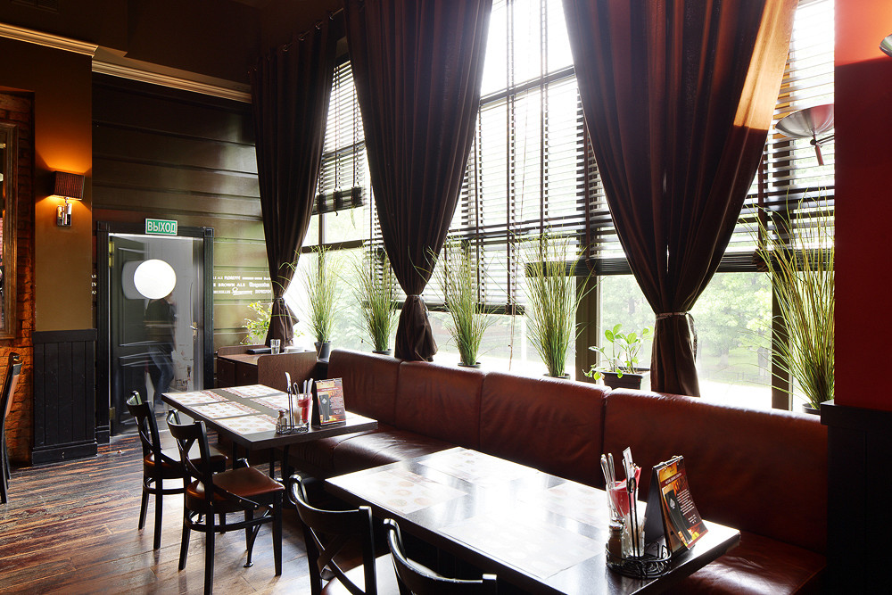 Ресторан Биродром - фотография 3