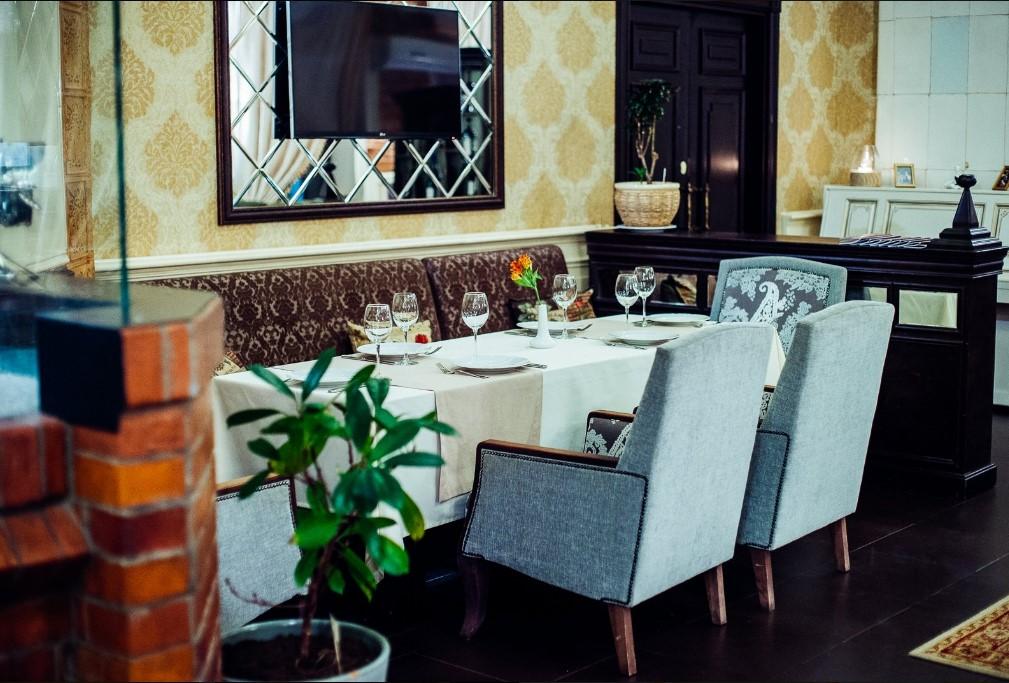 Ресторан Особняк - фотография 8