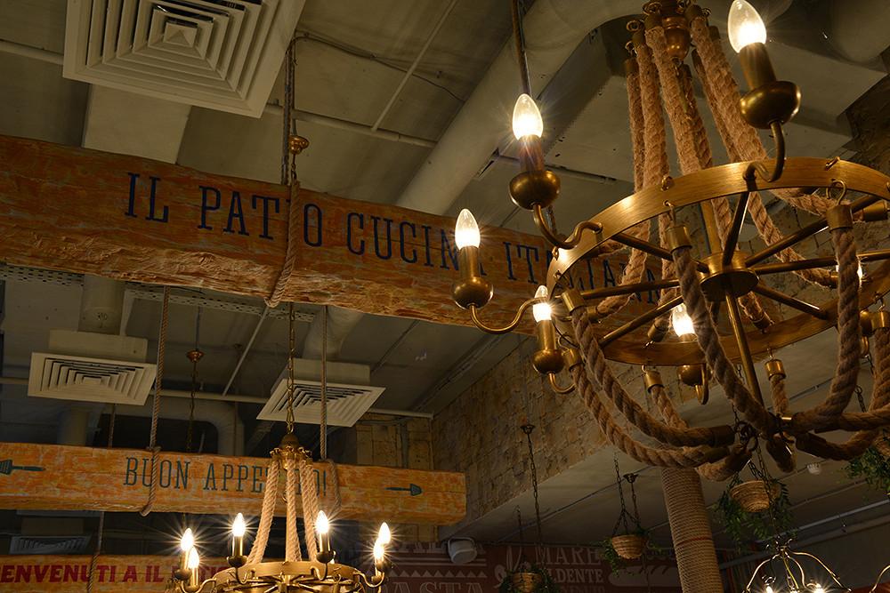 Ресторан Il Патио - фотография 8