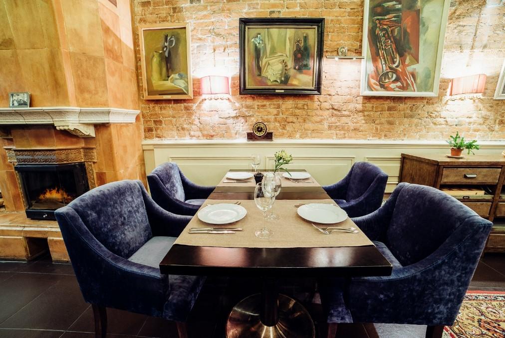 Ресторан Особняк - фотография 10