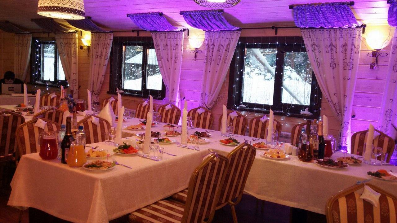 Ресторан Лесная поляна - фотография 8