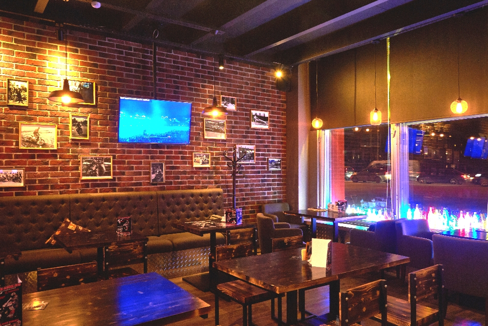 Ресторан Maxpower Bar - фотография 10