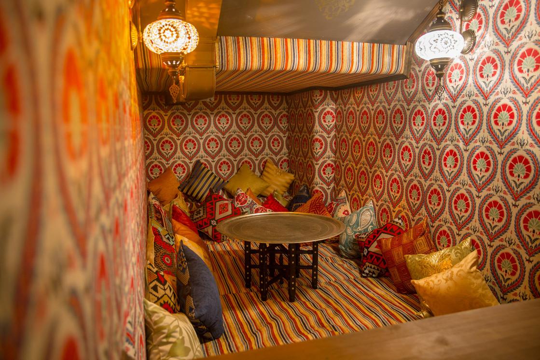 Ресторан Казан - фотография 2 - Чилаут