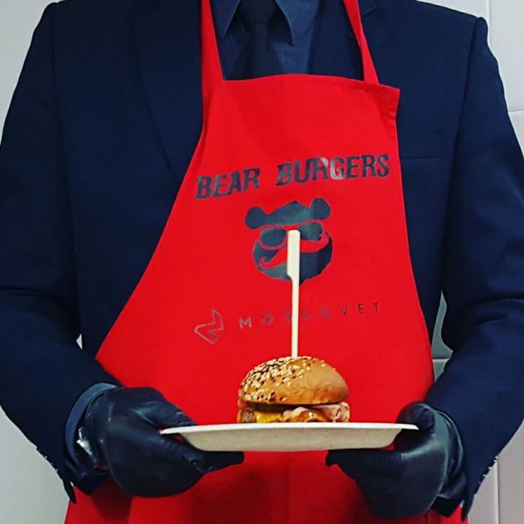 Ресторан Bear Burgers - фотография 8