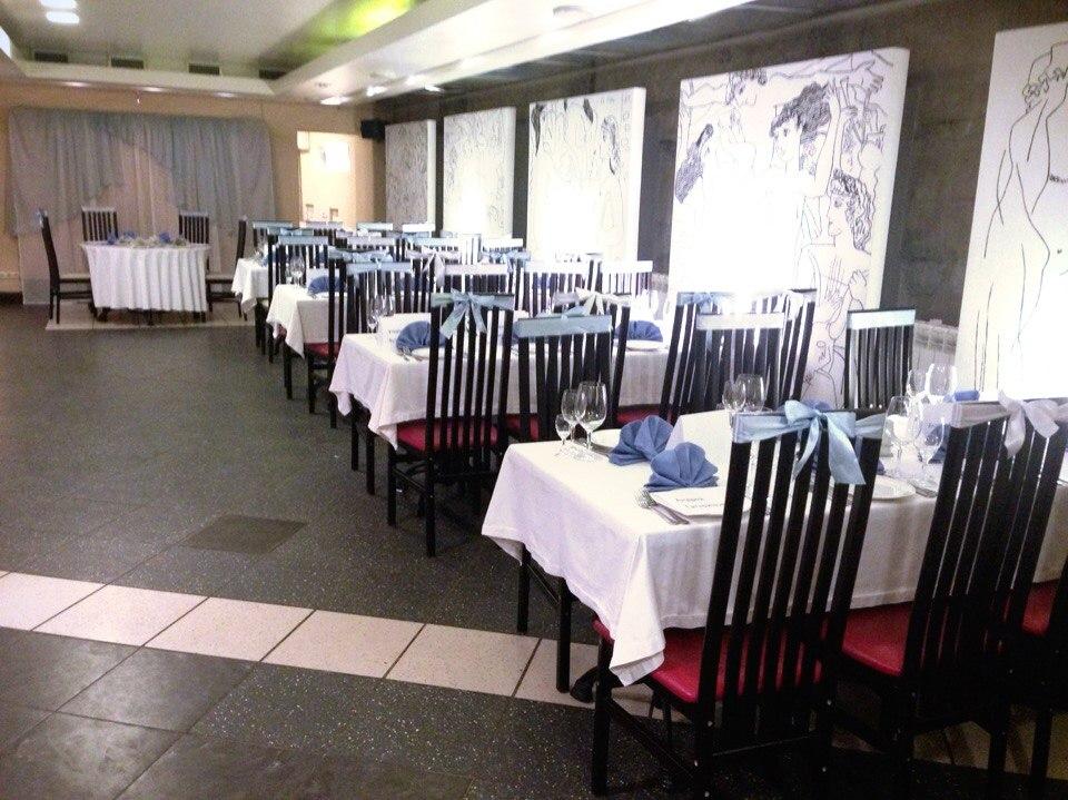 Ресторан Pablo Picasso - фотография 9