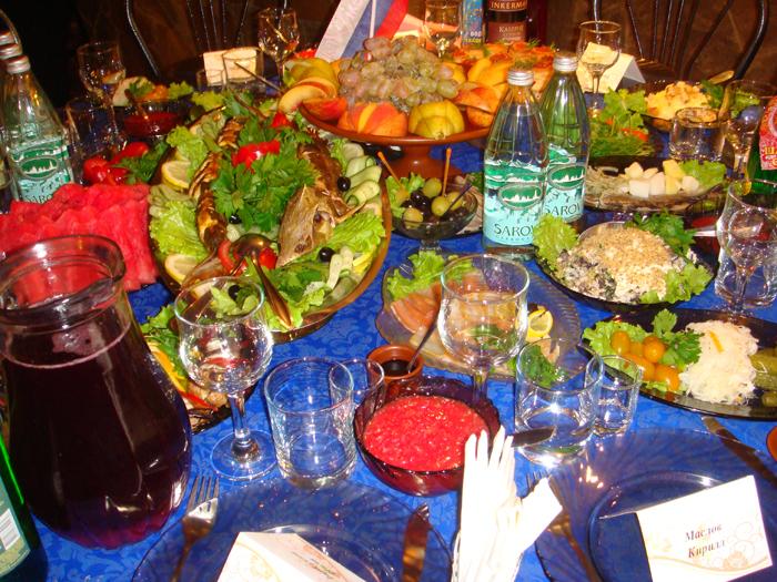 Ресторан Кавказский дворик - фотография 1