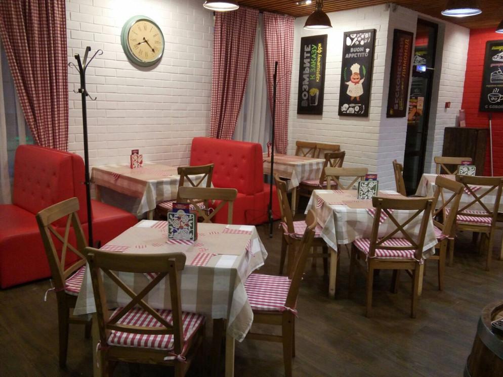 Ресторан Italian Pizza - фотография 3