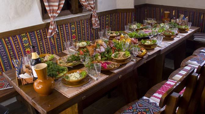 Ресторан У Солохи - фотография 4