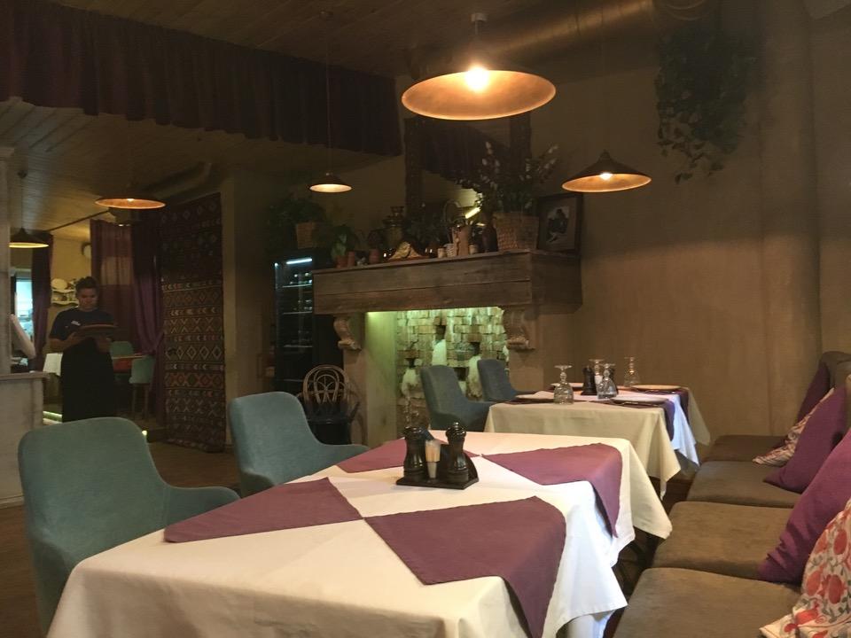 Ресторан Бадриджани - фотография 10