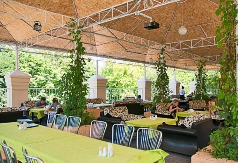 Ресторан Зеленая горка - фотография 8