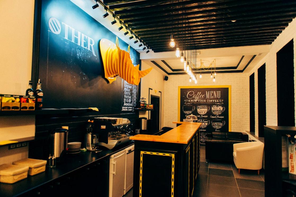 Ресторан Желтый носорог - фотография 11