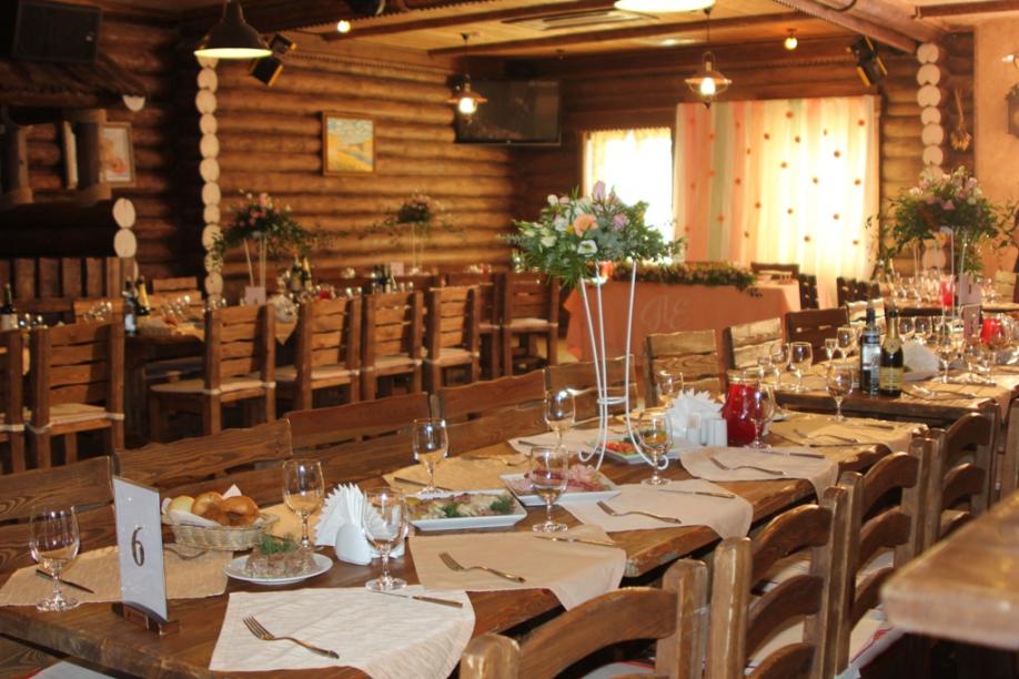 Ресторан Белая лошадь - фотография 7