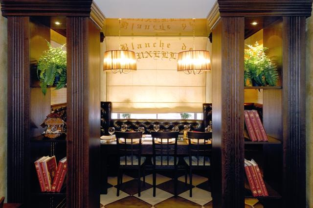 Ресторан Blanche de Bruxelles - фотография 1