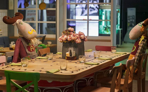 Ресторан Андерсон в Галерее - фотография 4