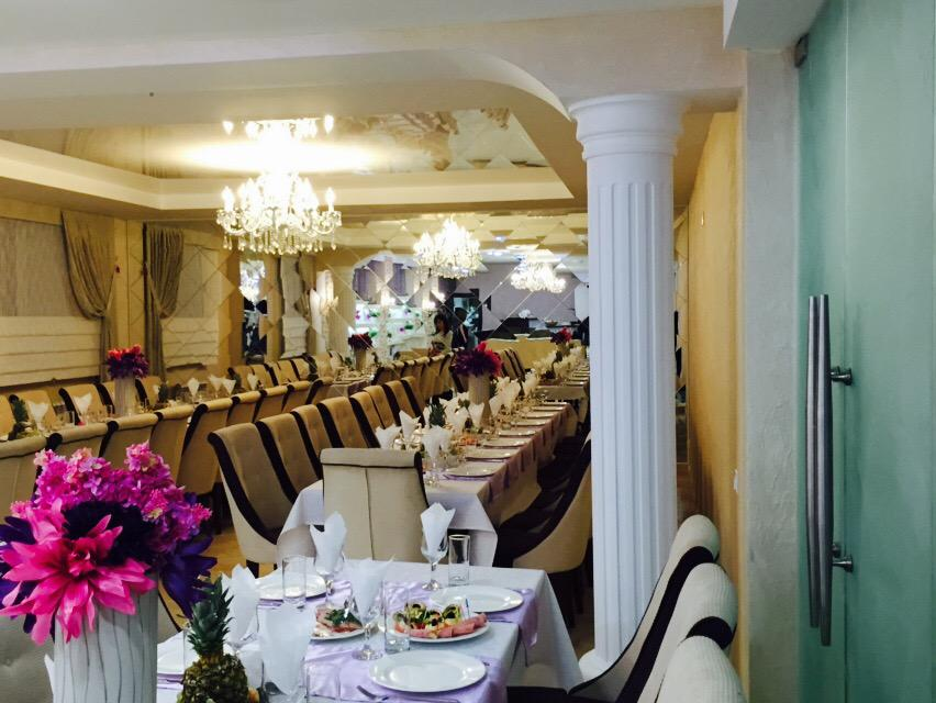 Ресторан Shato City - фотография 1