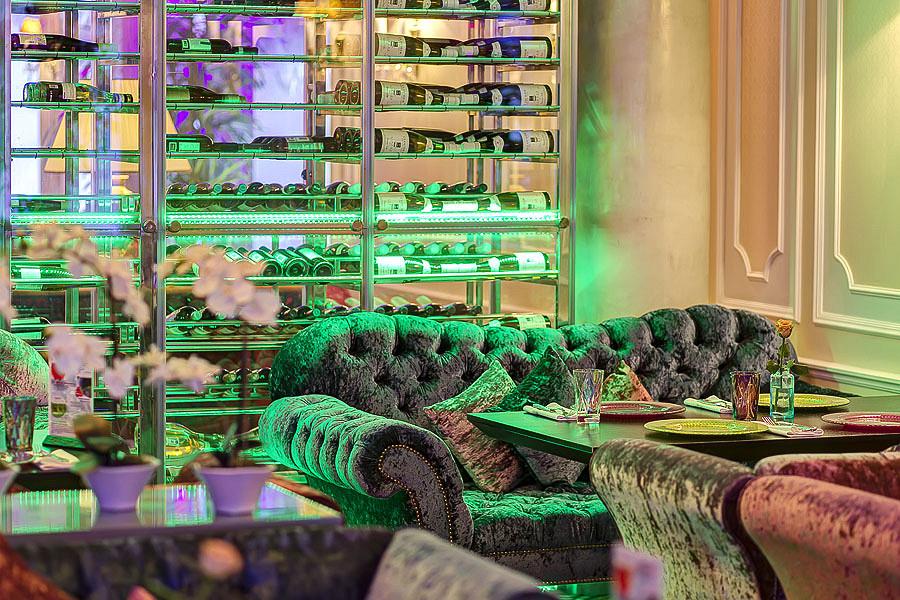 Ресторан Ju-Ju - фотография 4