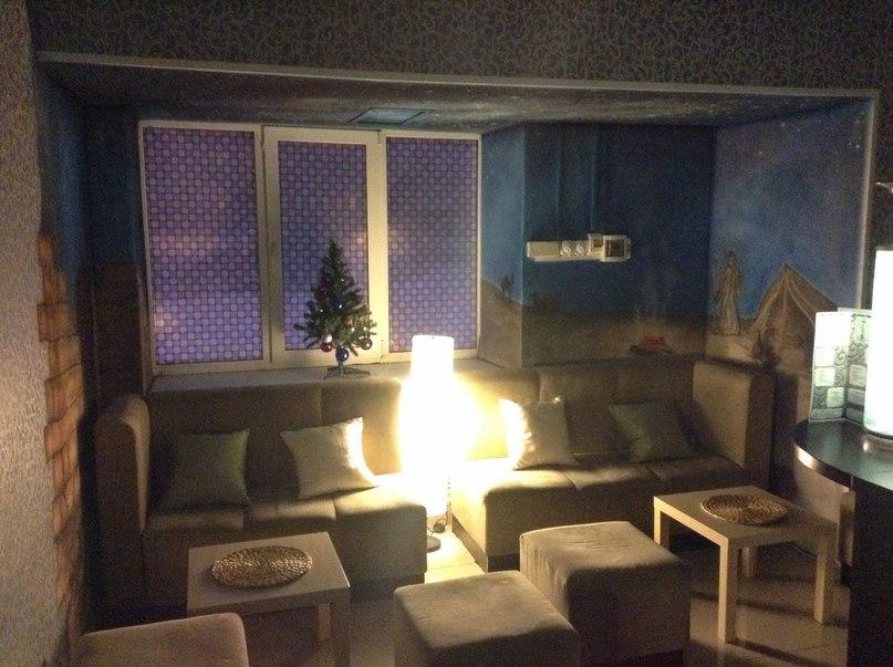 Ресторан Клуб дыма - фотография 1