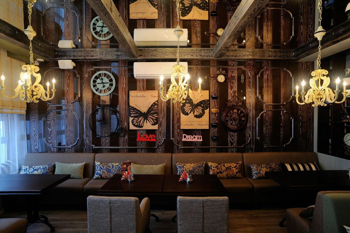 Ресторан Коттедж - фотография 13
