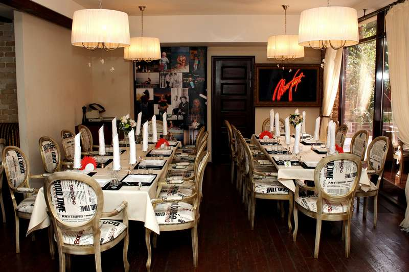 Ресторан News - фотография 21