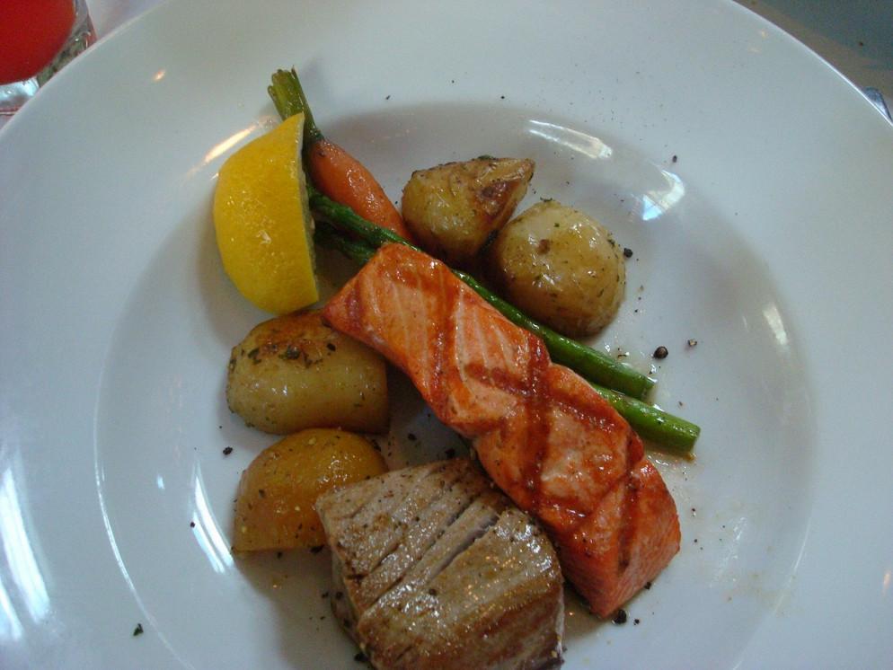 Ресторан Горизонт - фотография 19