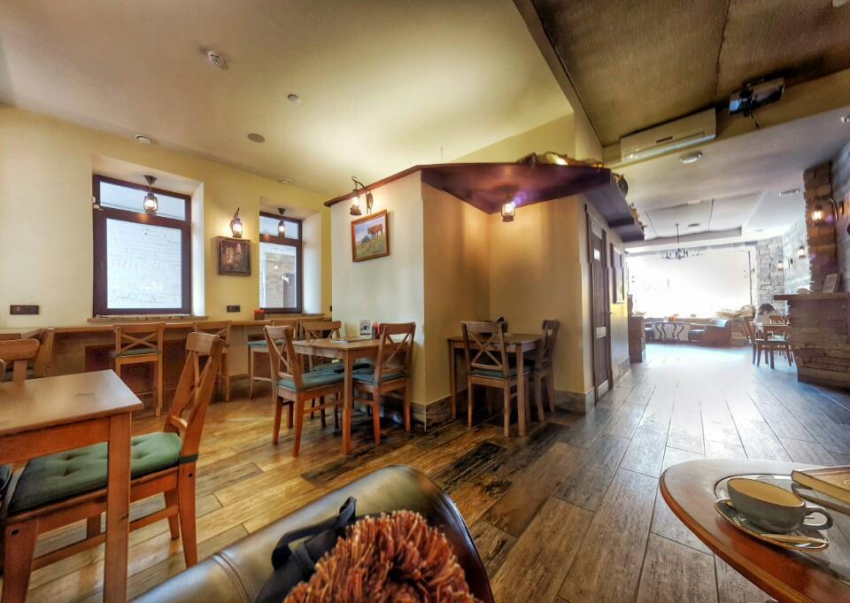Ресторан Chat House - фотография 1