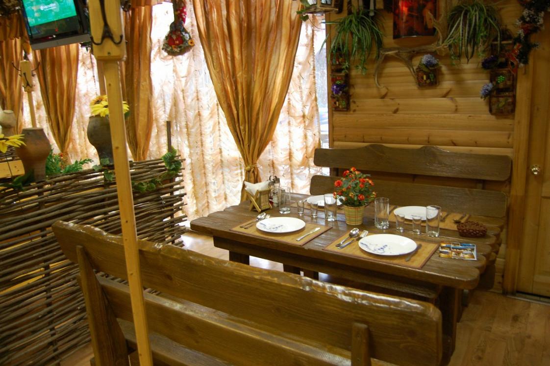 Ресторан Избушка в Репном - фотография 8
