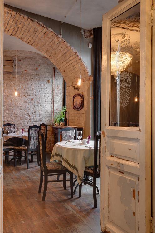 Ресторан Buterbrodsky - фотография 1