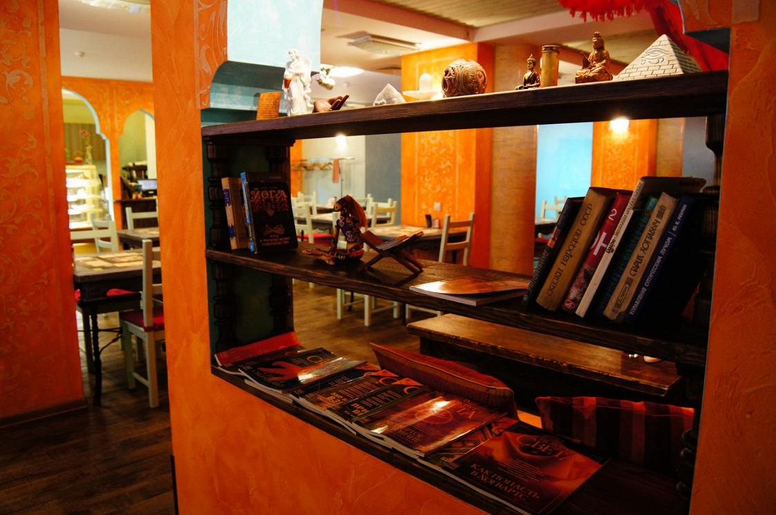 Ресторан Ом - фотография 11