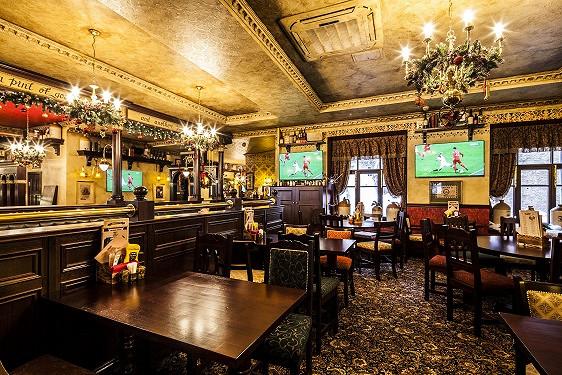 Ресторан Cross Keys Pub - фотография 7